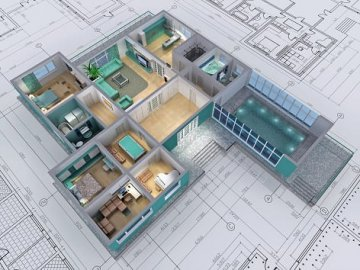 Розділ квартири на дві або більше