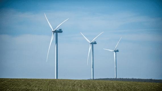 General Electric построит крупнейшую ветряную электростанцию в Украине