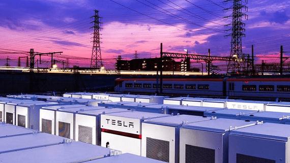 Всього за два дні Tesla встановила найбільшу в Азії систему резервного живлення на базі акумуляторів Powerpack