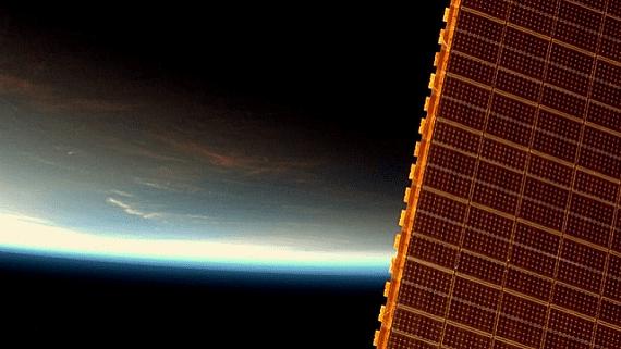 Китайские ученые займутся разработкой космических солнечных электростанций