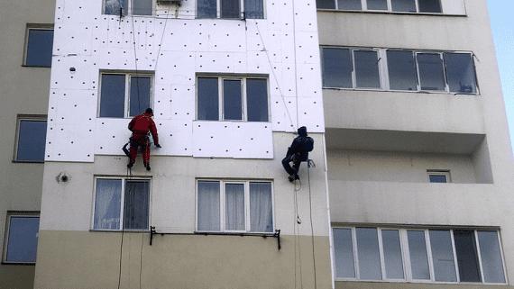 Вступили в силу изменения в государственных нормах , касающиеся теплоизоляции фасадов домов