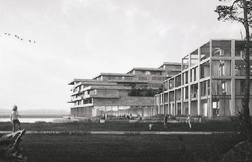 В Дании построят эко город
