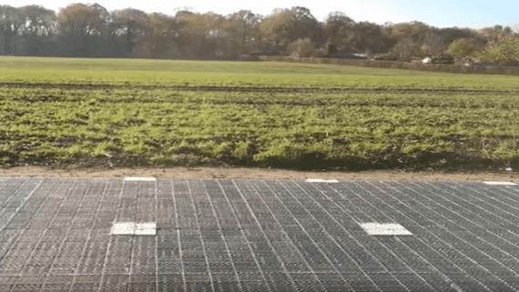 У Німеччині побудована перша велодоріжка з сонячних панелей