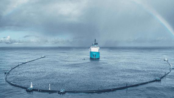 Система з очищення Тихого океану від сміття виявилася не ефективна