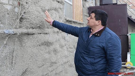 У Вінниці запущений виробництво утеплювач для будинку з газет і паперових відходів