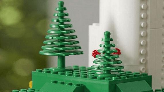 LEGO представила перший конструктор з екологічного пластику