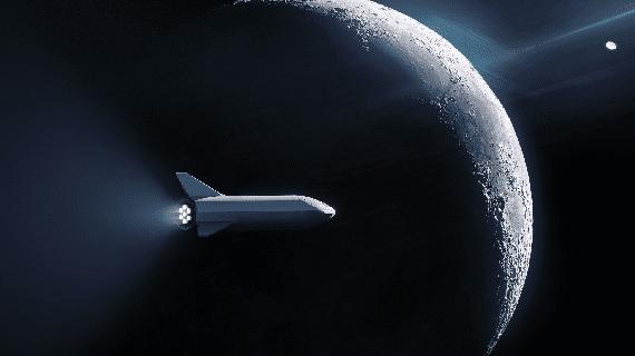 SpaceX уклала контракт з першим в світі космічним туристом