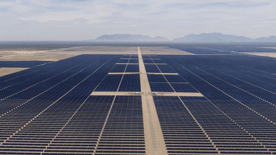 В Мексике запустили мощнейшую солнечную электростанцию в западном полушарии