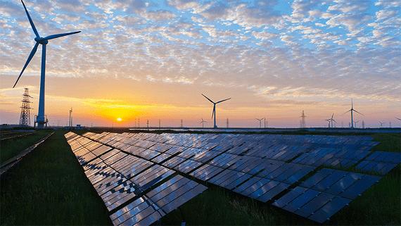 Мировая установленная мощность СЭС и ВЭС превысила 1 триллион ватт