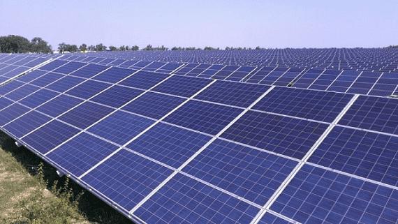 Объявлен конкурс на аренду большого участка в Припяти для установки солнечных панелей