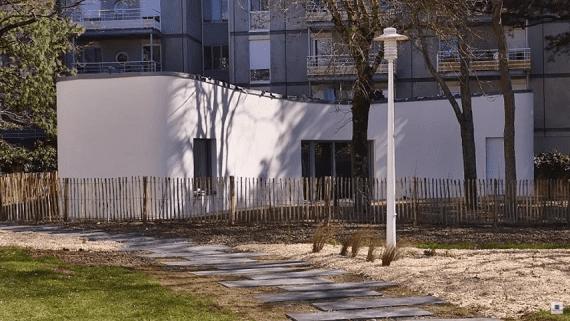 Французская семья поселится в доме напечатанном на 3D принтере
