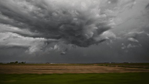 В Китае хотят построить системы для создания дождевых облаков