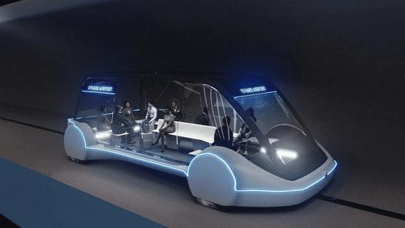 The Boring Company построит тоннель в Чикаго