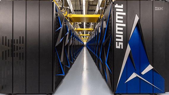 Самый мощный суперкомпьютер создан в США