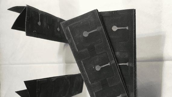 Ученые разработали бумажную батарею