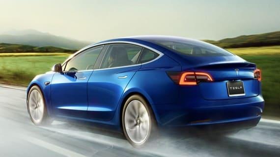 Tesla планирует через 3 года выпустить электромобиль за 25 000$