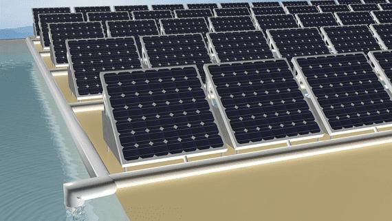 Створені сонячні панелі, які не тільки виробляють енергію, але і очищають воду