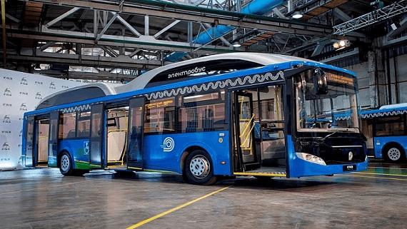 Электрический общественный транспорт в Запорожье