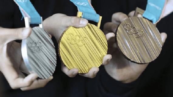 Олімпійські медалі 2020 року виготовлять з переробленої електроніки