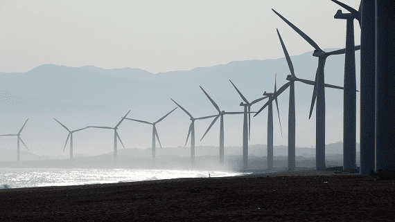 У берегов Дании построят острова-электростанции