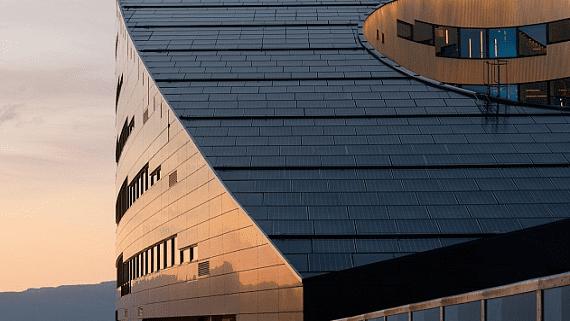 У Норвегії офісна будівля виробляє в два рази більше енергії ніж споживає
