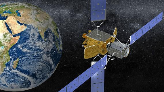 НАСА запустит в космос первый заправочный аппарат для спутников