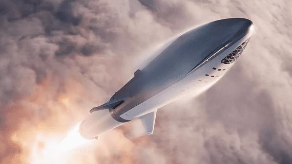 SpaceX планирует начать первые летные испытания космического корабля Starhopper.