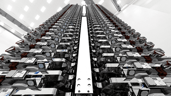 Запущені перші 60 супутників Starlink для роздачі інтернету з космосу