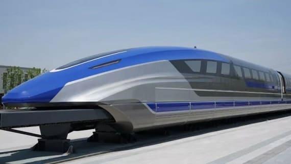 У Китаї розробляють пасажирський експрес, який буде розвивати швидкість до 600 км / год