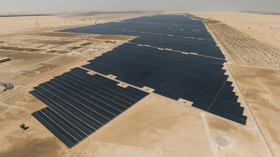 В ОАЭ открылась крупнейшая в мире солнечная электростанция