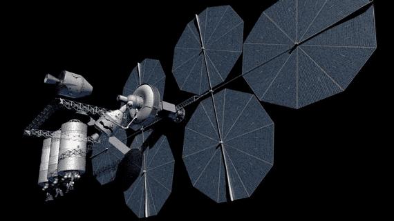 NASA і SpaceX будуть займатися розробкою орбітальних заправних станцій для ракет
