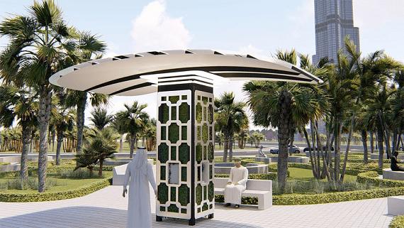 Українська компанія розробляє для ОАЕ атмосферні генератори води