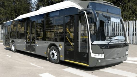 В Украине запустят серийное производство отечественных электроавтобусов