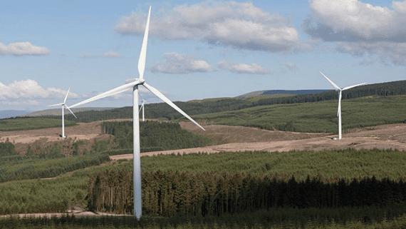 Під кінець 2020 року Шотландія планує повністю перейти на відновлювальну енергетику