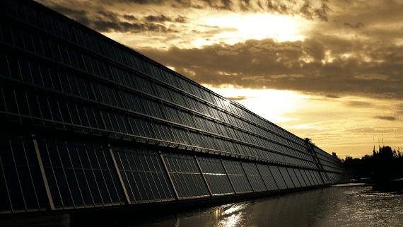 Солнечные панели работающие ночью