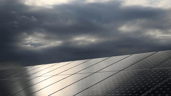 Солнечные панели, которые работают даже при пасмурной погоде