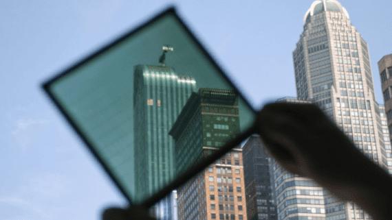 Солнечные окна (SolarWindow)