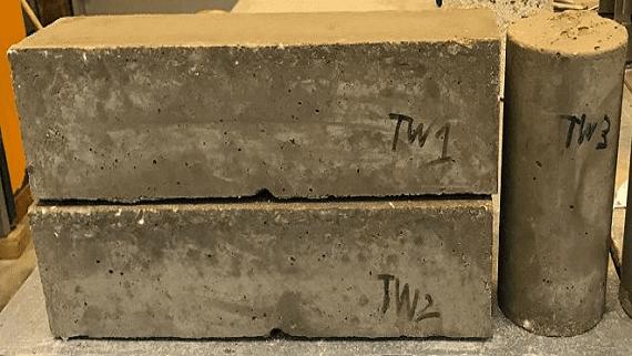 Новий бетон з додаванням графену