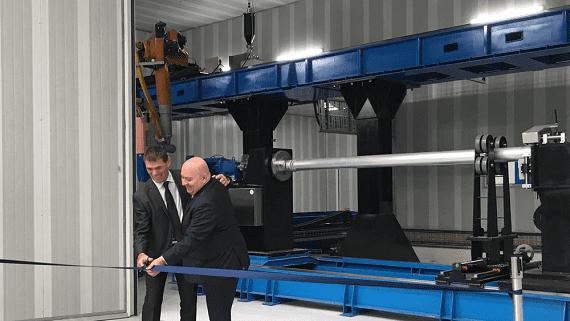 В Австралії представили найбільший в світі металевий 3D принтер