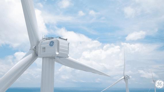 General Electric випробує найбільшу вітрову турбіну в світі