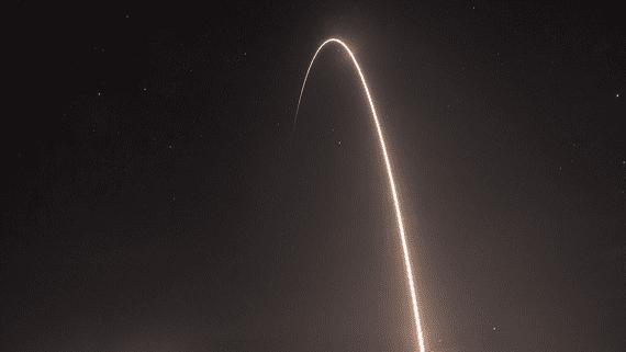 SpaceX успішно запустили супутник SES-12 на геостаціонарну орбіту