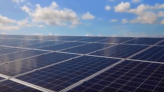 Завод солнечных панелей в Виннице