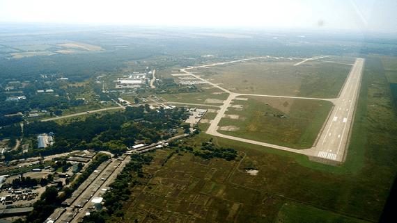 К 2020 году в Белой Церкви построят международный аэропорт
