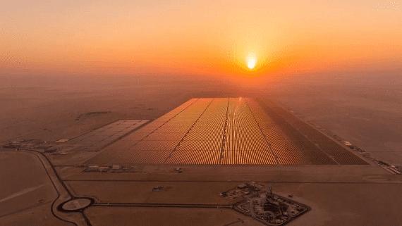 В Египте построят самый большой солнечный парк в мире