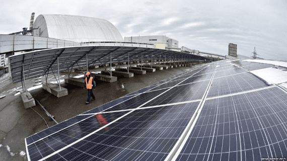 У Чорнобилі запустять сонячну електростанцію