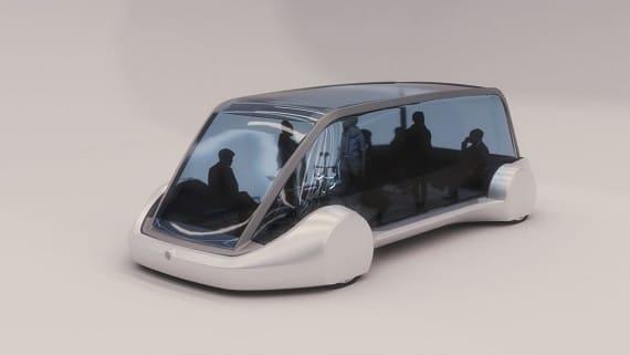 The Boring Company займется созданием общественного транспорта
