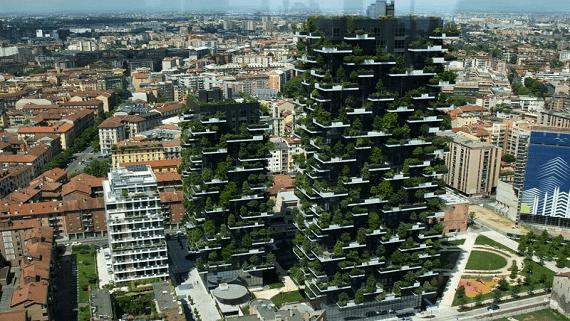 ЖК «Вертикальный лес» (итал. Bosco Verticale)