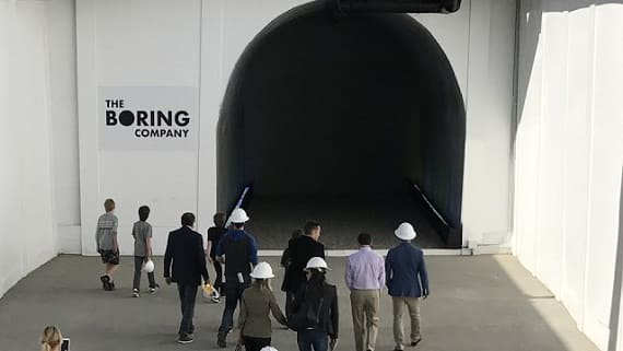 The Boring Company будет выпускать
