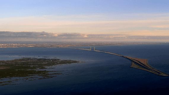 Данія і Швеція побудують перше міжнародне метро