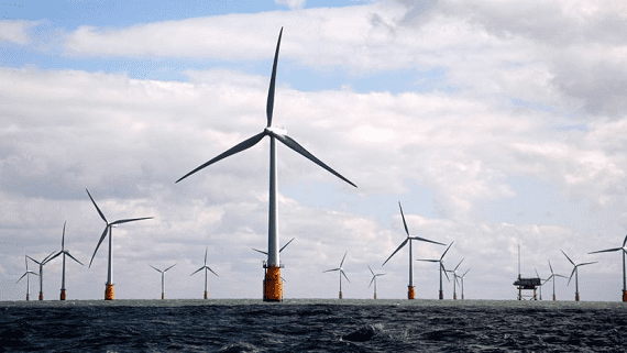 У берегов Шотландии установлена самая мощная ветровая турбина